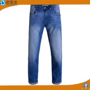 Men Jeans Pants Casual Fashion Denim Cotton Trousers pictures & photos