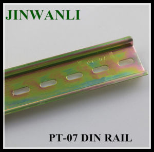 Th35X7.5 Standarnd Steel DIN Rail pictures & photos