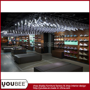 Customized Hot Selling Sportswear Shop Display Furniture, Sports Wear Retail Display From Factory pictures & photos