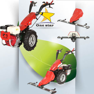 Agriculture Equipment of 13HP Two Wheel Walking Tractor for Farm in China pictures & photos