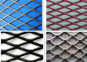 Expanded Metal Mesh/Pulled Plate Wire Mesh with High Quality Lower Price Is on Hot Sale pictures & photos