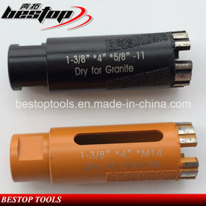 D35mm Vacuum Brazed Diamond Core Drill Bit Dry for Granite pictures & photos