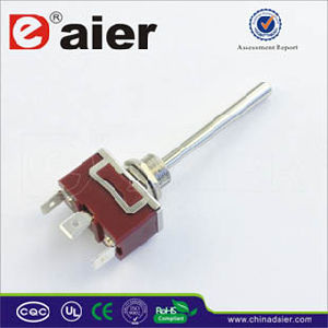 High Quality on-off-on Heavy Duty Long Handle Toggle Switch pictures & photos