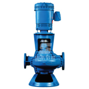 High Efficiency Single Stage Double Suction Split Case Pump (XS series) pictures & photos