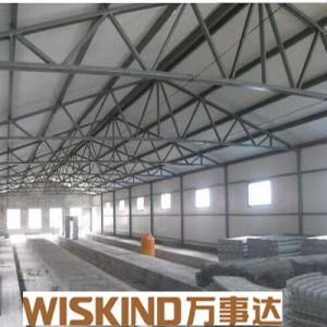 Prefabricated Light Steel Structure Poultry House pictures & photos