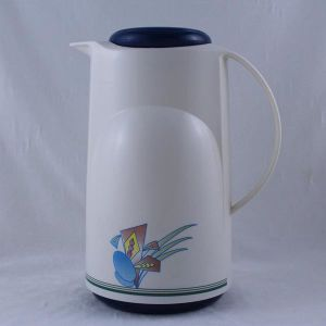 Flower Panting MID-East Arabic Plastic Flask Coffee Tea Jug (JGHN) pictures & photos