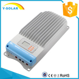 Epever 12V/24V/36 V/48V Negative-Grounded MPPT 60A Solar Controller Etracer6415bnd pictures & photos