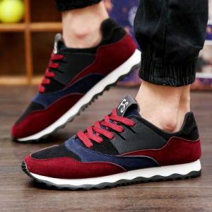 2017 Hot Selling Breathable Men Outdoor Climbing Running Sneakers Athletic Sport Shoes pictures & photos