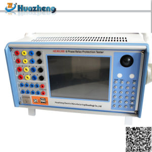 Hzjb1200 Six-Phase Relay Test Kit /Relay Protection Tester pictures & photos