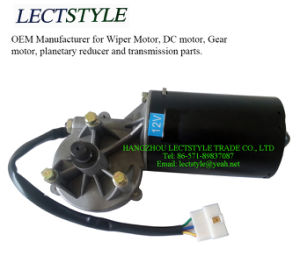 12V 60W 80W 120W Electric Windshield Wiper Motor for Nissan Teana or Mazda Car pictures & photos
