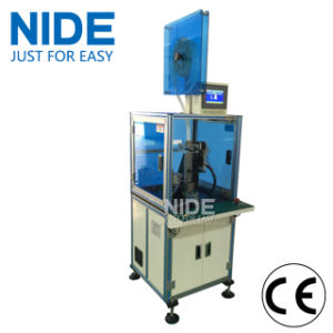 Single Working Station Wheel Motor Insulation Paper Inslot Inserter pictures & photos