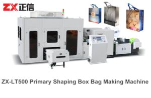 High Quality Non Woven Reusable Bag Making Machine (Zx-Lt500) pictures & photos