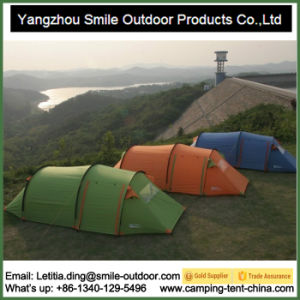 8-10 Person Circus Container Camping Tunnel Family Big Tent pictures & photos