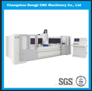 CNC 3-Axis Glass Edging and Polishing Machine pictures & photos