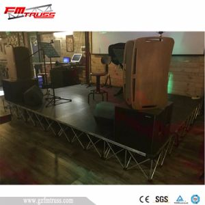 Pop up Concert DJ Mobile Stage for Sale pictures & photos