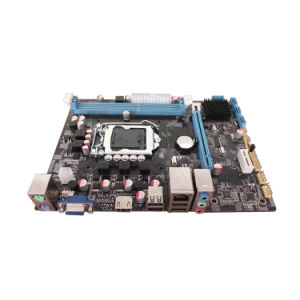 H55-1156 Motherboard Support DDR3 PC Motherboard with Good Price pictures & photos