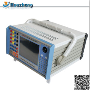 Hzjb-1200 Relay Protection Tester I Six Phase Relay Test Machine pictures & photos