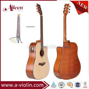 Factory Wholesale Carbon Fiber Neck Reinforcement Acoustic Guitar (AF485CE) pictures & photos