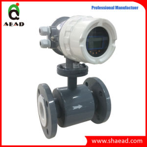 Industrial Liquids Electromagnetic Flowmeter China Manufaturer pictures & photos