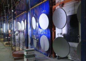 80cm Ku Band Strong Satellite Antenna Dish (80ku-4) pictures & photos