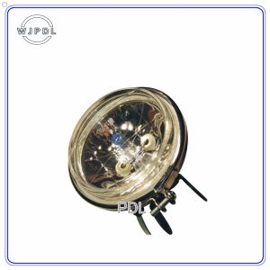 Long Life Sapn 3 Inch Crystal Sunlight Auto Semi Sealed Beam pictures & photos