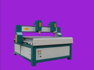 Latest Jw1325 Double Head Two Heads CNC Router for Wood Engraving pictures & photos