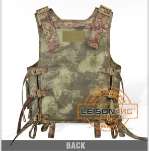 1000d Nylon or Cordura Military Tactical Vest with ISO Standard Outdoor Hunting pictures & photos