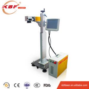 Fly Fiber Laser Marking Machine 20W pictures & photos