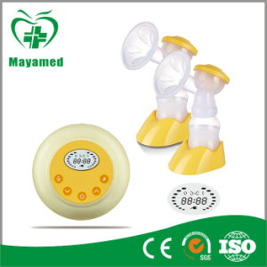 My-F001g Double-Core Dual Side Electric Breast Pump pictures & photos