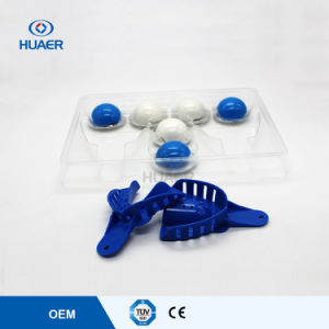 Dental Lab Silicone Teeth Whitening Mould Making Imporession Putty Kit pictures & photos