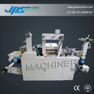 Self-Adhesive Label Die Cutter Machine with Sheeting+Punching pictures & photos