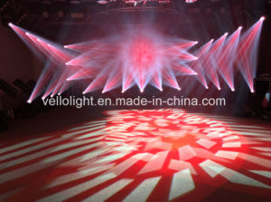 Vello High Power 350W 17r Moving Head Stage Light (Noble Gene 350) pictures & photos