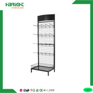 Promotion Metal Display Shelf Stand (HBE-DS-16) pictures & photos