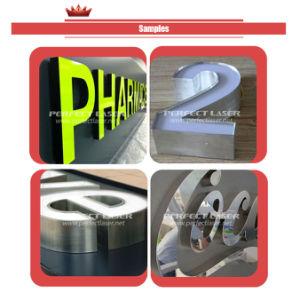 Automatic Aluminum Profile Letter Bender Machine pictures & photos