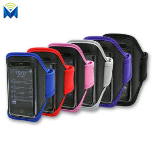 Padded Sport Jogging Running Armband Case Holder Strap for Apple iPhone 6 6s 4.7""