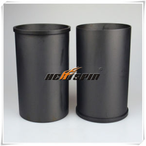 Cylinder Liner/Sleeve 6D16 Me071224/1225 with Flange Phosphated for Mitsubishi Engine pictures & photos