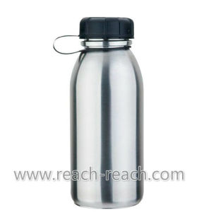 Stainless Steel Travel Water Bottle (R-9062) pictures & photos