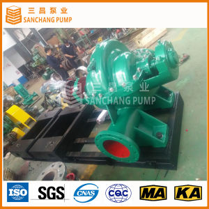 Axially Split Case High Flow Large Output Drainage Water Pump pictures & photos