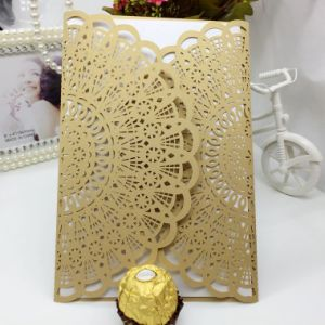 High Quality Custom Invitation Cards Greeting Cards Printing pictures & photos