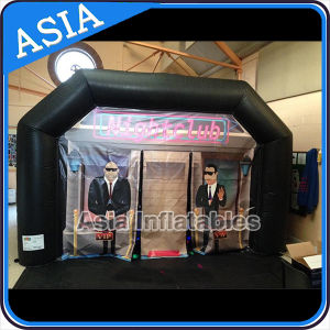Mobile Automatic Inflatable Spray Booth, Used Paint Portable Spray Booth pictures & photos