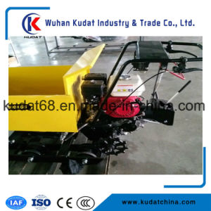 400kgs Front Loading Dumper (KD400) pictures & photos