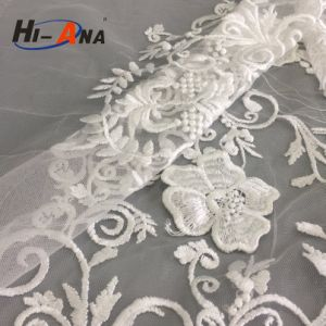 OEM Custom Made Top Quality Various Colors Lace Fabric Wholesale pictures & photos