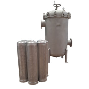 Stainless Steel Bag Filter for Beer Wine Juice′s Pre Filtration pictures & photos