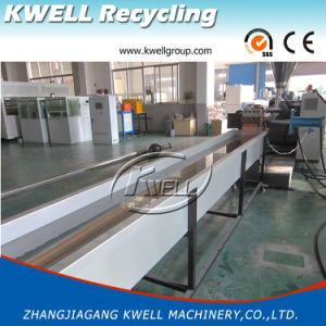 PE/PP/PS/ABS Extruding Pelletizing Line/Two Stage Pelletizing Production Line pictures & photos