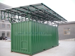 Solar Cold Room for Vegetables and Fruits pictures & photos