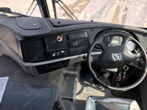 45-48seats 9.8m Front Engine Tourist Bus Coach Shuttle Bus pictures & photos