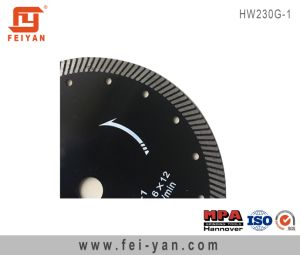 Turbo Blades for Granite pictures & photos