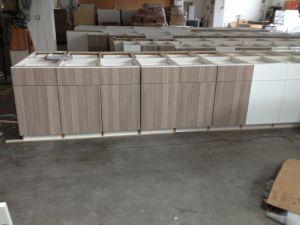 Artificial Wood Veneer Cabinet pictures & photos