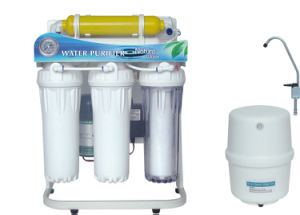 400gpd RO System Water Purifier with Slef-Cleaning Function pictures & photos