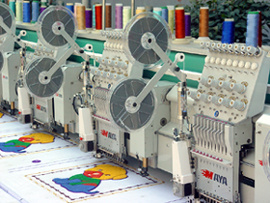 Chenille Embroidery Machine (GY910(10+10))